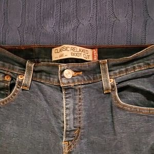 Classic Relaxed 550 Levi's